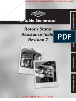 Dayton Portable Generators Repair Wiring Diagram    Wiring