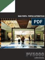 CATÁLOGO PV5000 - 2011