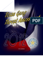 TX Gang Threat Assessment