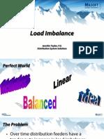 Imbalance load