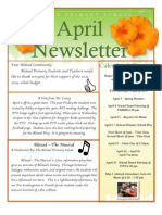 Alstead Primary School Newsletter