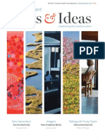 Arts & Ideas Magazine —  June 2012