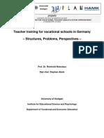 2 Paper Vocational Teacher Training De