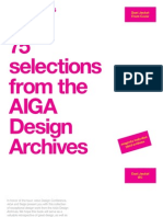 Sappi Mccoy 75 Selections From the AIGA Archives