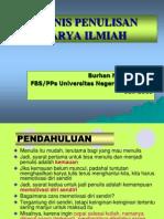 Teknis Penulisan Karya Ilmiah PPs 09