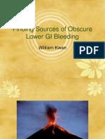 Kwan Obscure GI Bleed