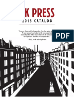 AK Press 2013 Catalog