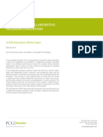 Public Consulting Group Evaluation White Paper