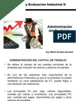 Clase 9 Administracion Del Capital de Trabajo