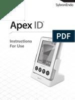 Apex Id Specs 2013
