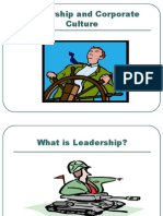 Leadership and Corporate Culture 2