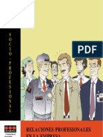 Relaciones Profesionales en La Empresa