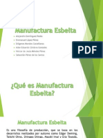 Equipo 3.-Manufactura Esbelta
