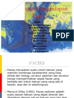 Lingkungan pengendapan laut.ppt