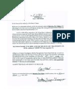 Arrest documents for Kyle Barnhill