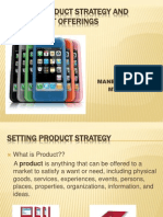 01 Setting Product Strategy And