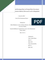 International Finance Term Paper Roll 22 & 29 (44E)