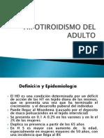 Hipotiroidismo Del Adulto (2)