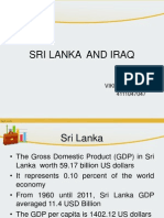 Srilanka and Iraq