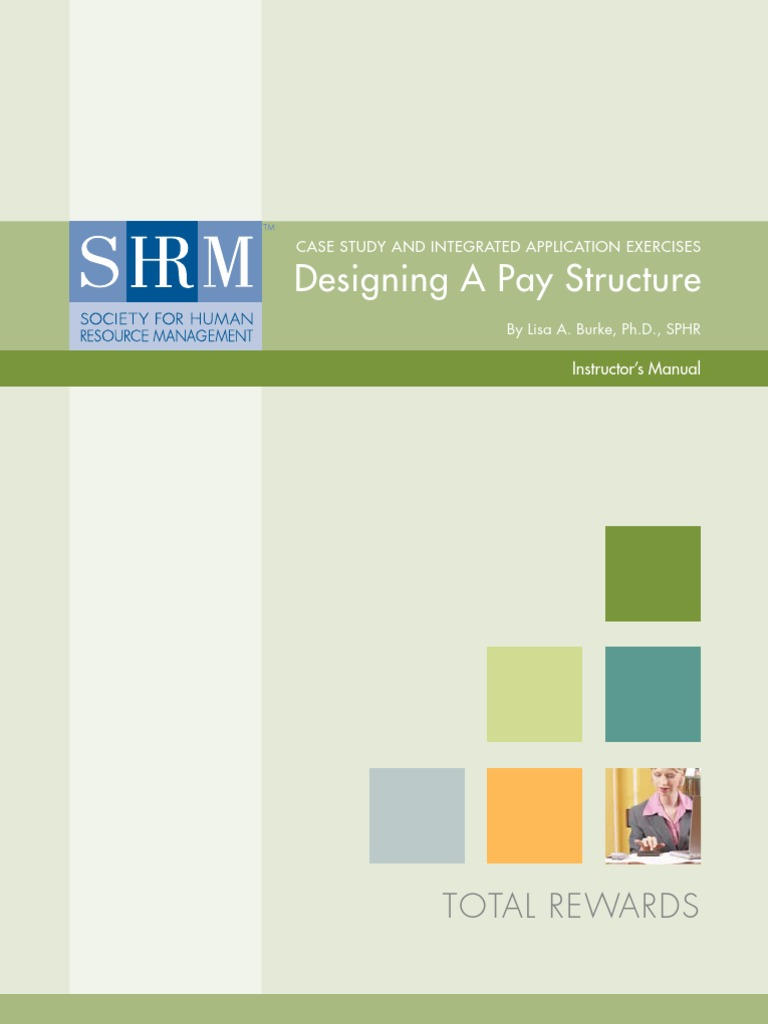Designing Pay Structure Employment Regression Analysis - Unique job description template shrm 2 scheme