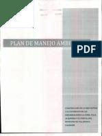 Plan de Manejo Ambiental Villanueva