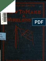 1914 - Popular Mechanics's How to Make a Wireless Set