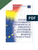 Aliniere Std Europ