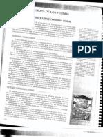Historia Bachillerato 3 - Feudos