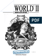 Discworld II - Manual - PC