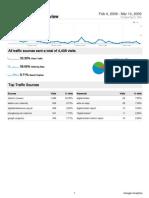 Analytics Writetoreply.org Digital Britain 20090204-20090314 Traffic Sources Report)