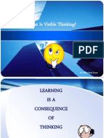 PPT Visible Thinking
