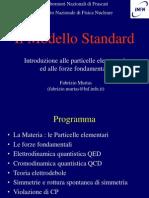 Fabrizio Murtas - Introduzione Alle Particelle Elementari Ed Alle Forze Fondamentali