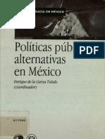 Politicas Publicas Alternativas en Mexico