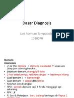 Dasar Diagnosis malaria