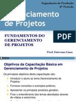 1.1 - Pro - Gerprojetos - Introducao - Copia