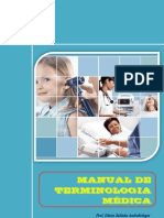 Manual de Terminologia Mèdica