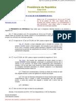 L12744 (altera Lei de Locações)