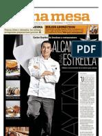 Chef Carlos Gaytán en la UVM