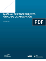 Manual Catalogacion ONC 2011