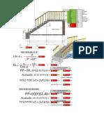 diseño de escalera de concreto