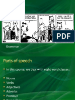 ENG 114 - 1st Lecture - Grammar POS