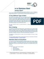Introduction to Stainless Steel