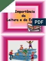 Projeto de Aula (Leitura e Escritura)