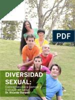 Diversidad Sexual Conceptos Para Pensar y Trabajar en Salud