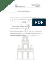 Formulario Tecnologia Electrica v1