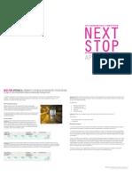 2013 Burnham Prize Next Stop Appendices