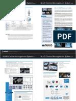 Datasheet Nuuo Cms 20110102