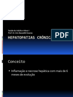 Alcoolismo e Hepatopatias Cr+¦nicas
