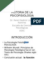 Historia de La Psicofisiologia[1]