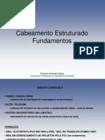 Cabeamento Estruturado - Fundamentos Gerais